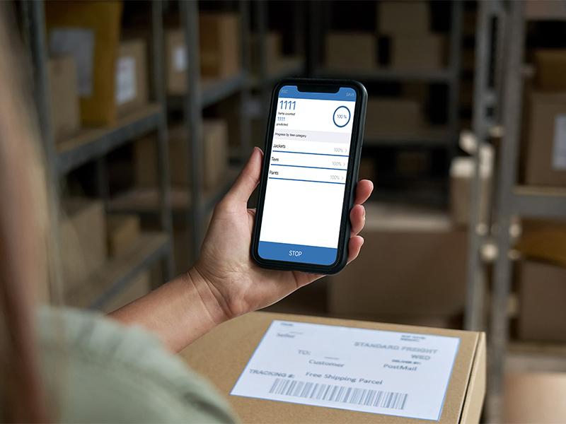 RFID til lagerstyring