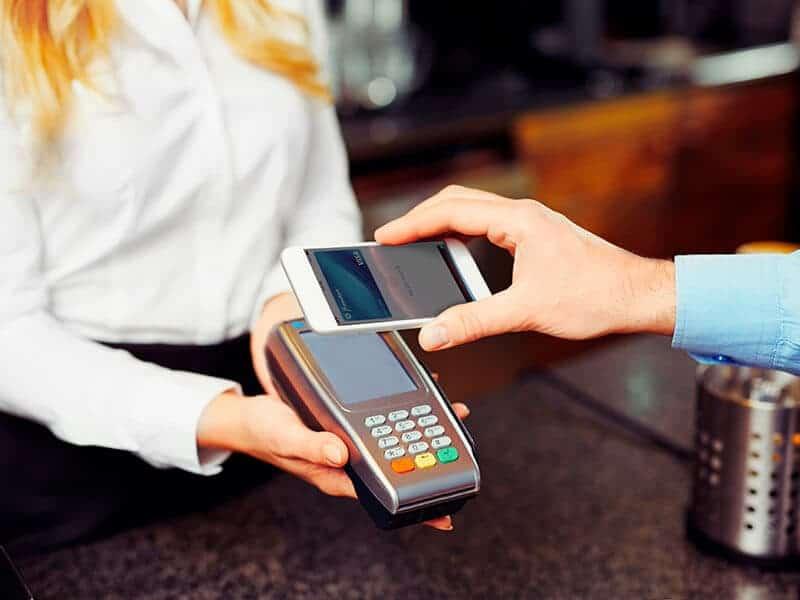 Mobile betalingsløsninger - betal med mobilen