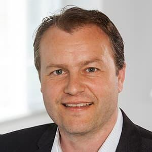 Portrætbillede af René Buster Funch, Delivery Manager