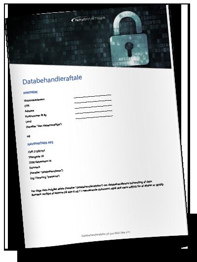 NaviPartners databehandleraftale