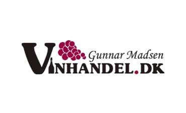 Gunnar Madsen Vinhandel logo
