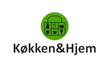 Køkken og Hjem logo