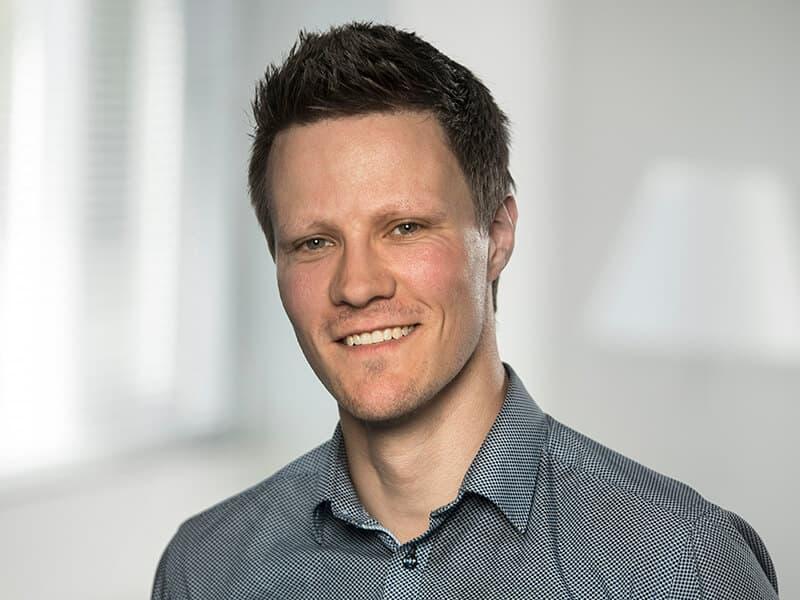 NaviPartners nye COO, Kasper Højdal.