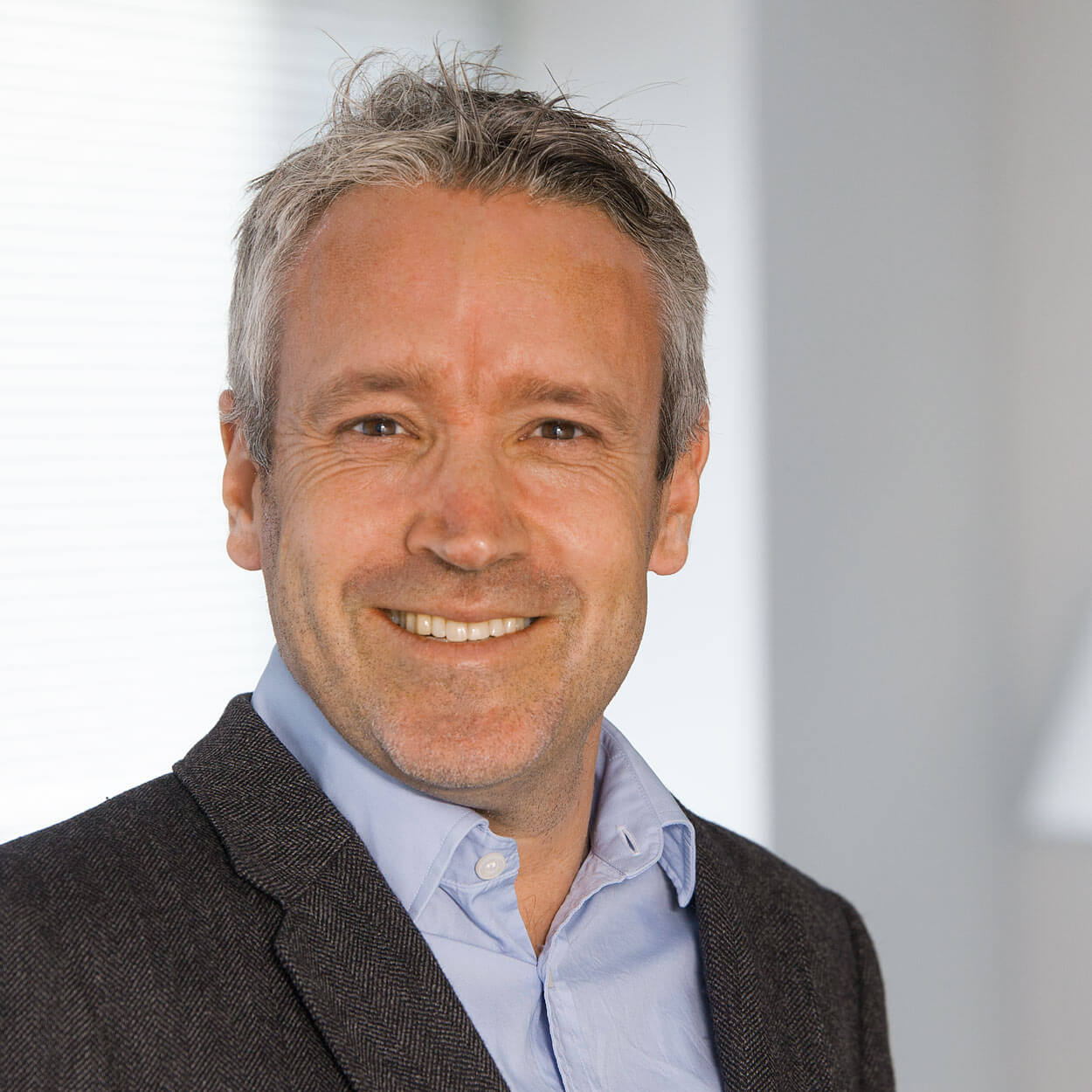 Mark Stewart Pedersen, CEO hos NaviPartner