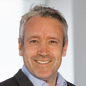 Portrætbillede af Mark Stewart Pedersen, Chief Executive Officer