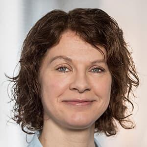 Portrætbillede af Nina Bossen, Chief Marketing Officer