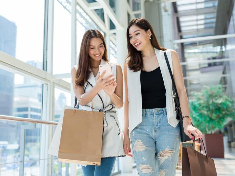 Kinesiske mobile betalingsløsninger, AliPay og WeChat Pay