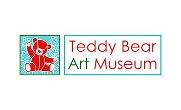 Teddy Bear Art Museum logo
