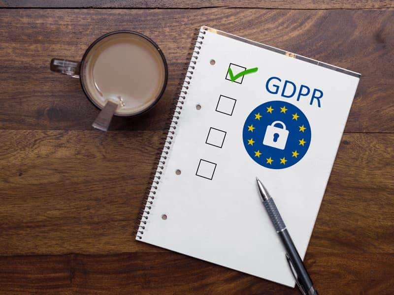 Vejen til GDPR persondataforordning