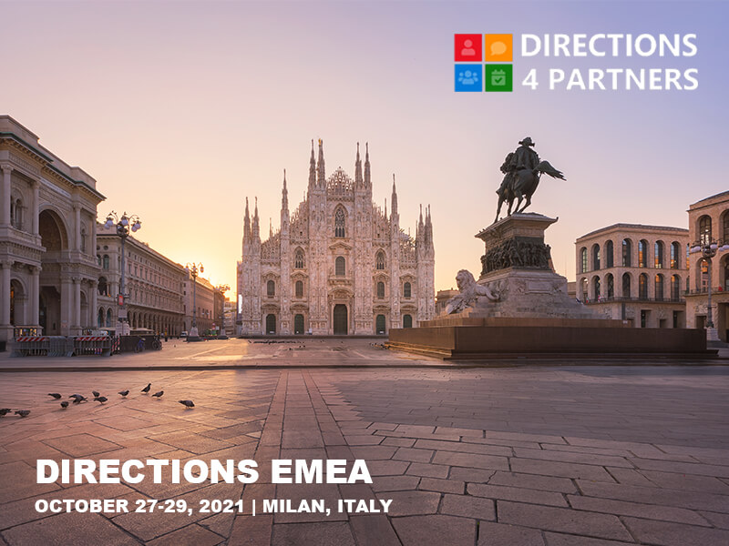 Besøg NaviPartner til messe Directions EMEA events for Microsoft Partnere