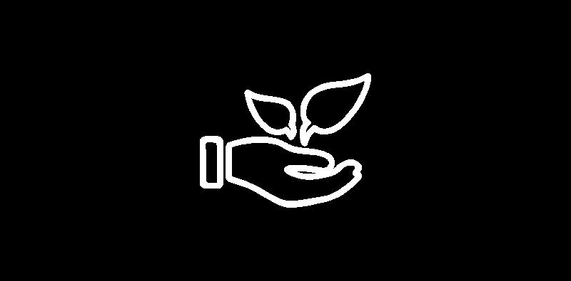 Hvidt ikon for kompetenceudvikling som du tilbydes som kollega i NaviPartner