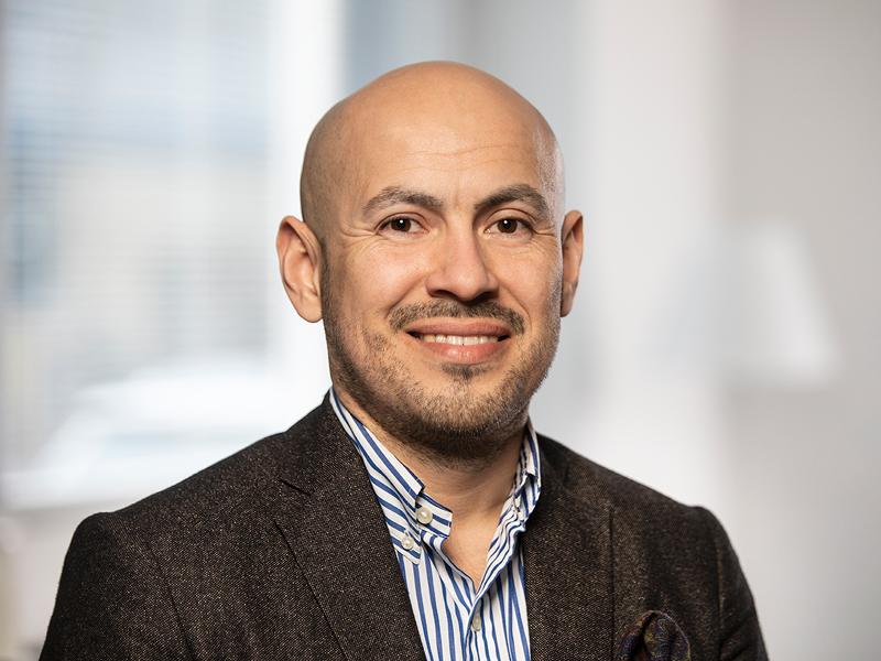 Erik Portocarrero, Sales Manager, NaviPartner