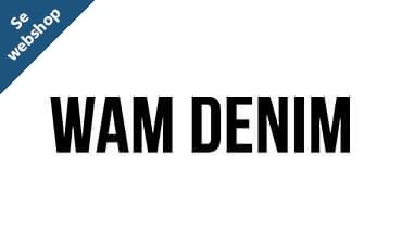 WAM Denim logo